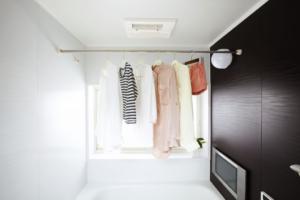 衣類乾燥イメージ